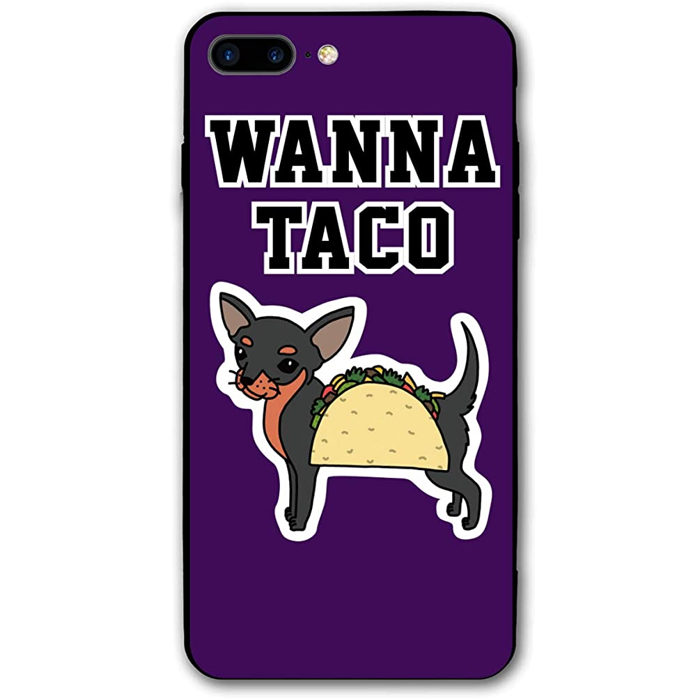 Xyybbn Wanna Taco Popular Trendy Accessories Cell Case iPhone for 7Plus / 8Plus