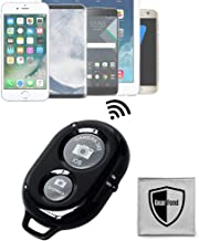 GearFend Wireless Remote Control for All iPhones, Ipads Samsung Galaxy, and Many Other Smartphones and Tablets Plus Microfiber Cleaning Cloth