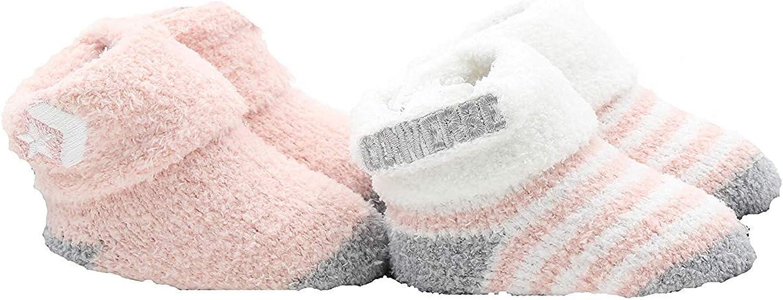 Converse Infant Booties Socks Set