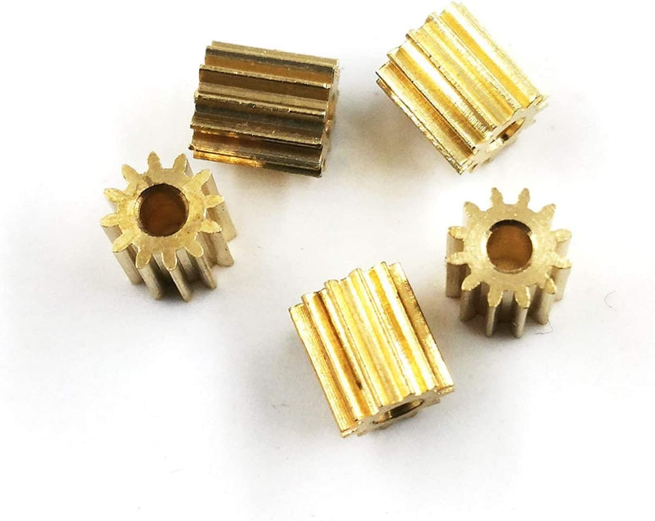 online shop DINGGUANGHE-CUP Durable Direct store 122A 0.4M Metal 2mm 5 Diameter Gears 12T