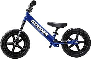 comprar comparacion Strider 12 Sport - Bicicleta sin Pedales Ultraligera para niños de 18 Meses a 5 años, Bicicleta Equilibrio 12 Pulgadas (Azul)
