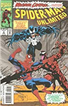 Spider-man Unlimited #2: The Hatred The Horror The Hero (Maximum Carnage The Awesome Conclusion - Marvel Comics)