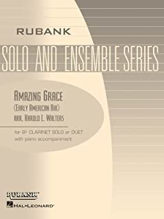Best amazing grace clarinet solo Reviews