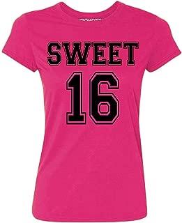 P&B Sweet 16 Birthday Women's T-Shirt