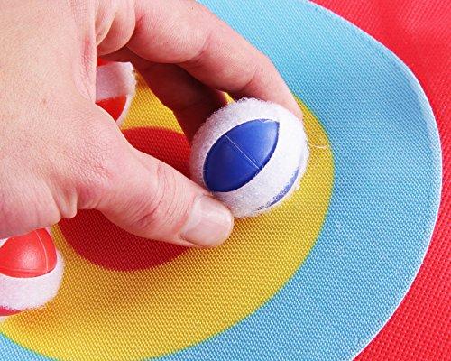 Balón prisionero Juego infantil Topo parte para muchos pelota ...
