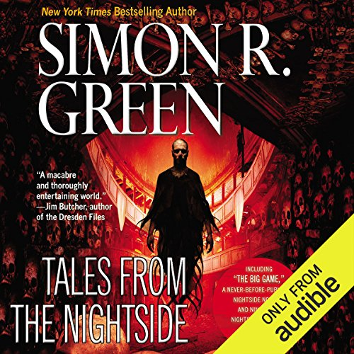 Tales from the Nightside audiobook cover art