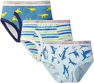 sharely sheep Baby Boy Cartoon Dinosaur Briefs Little Kids Child Cotton Panties Underwear Clothes