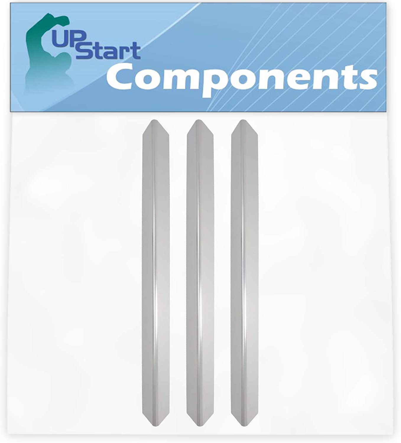 3-Pack BBQ Grill Heat Shield Plate Replacement Max 46% OFF Tent Parts We for Limited price