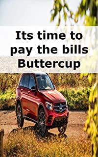 Its time to pay the bills Buttercup (Icelandic Edition)