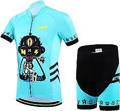 Ateid fietsshirt met korte mouwen voor kinderen