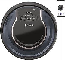 Aspirapolvere Shark ION Robot [RV750EU], Aspirapolvere robotizzato, Tappeti e pavimenti duri, App Wi-Fi, Peli di animali