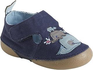 f7d8e992 Vertbaudet Zapatillas de Estar por Casa de Lona Bebé-Niños