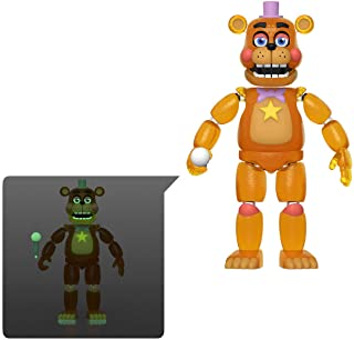 Funko Action Figures: Five Nights at Freddy's Pizza Simulator - Rockstar Freddy