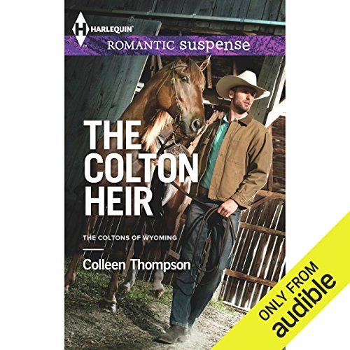 The Colton Heir                   By:                                                                                                                                 Colleen Thompson                               Narrated by:                                                                                                                                 Lauren Fortgang                      Length: 7 hrs and 27 mins     16 ratings     Overall 4.2