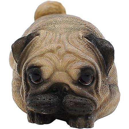 Amazon Com Hi Line Sitting Pug Puppy Figurine Home Kitchen