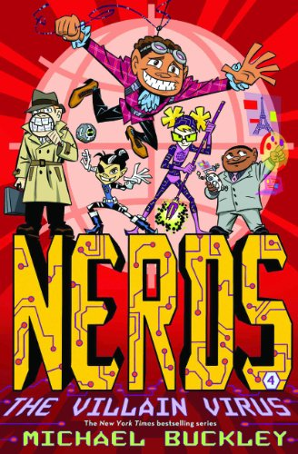 The Villain Virus (NERDS Book Four)