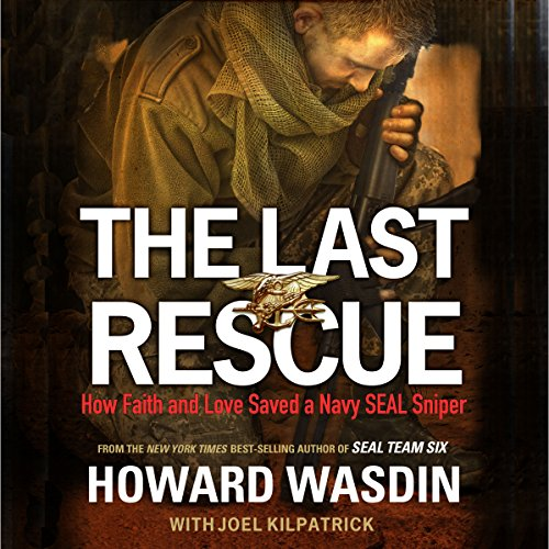 The Last Rescue audiobook cover art