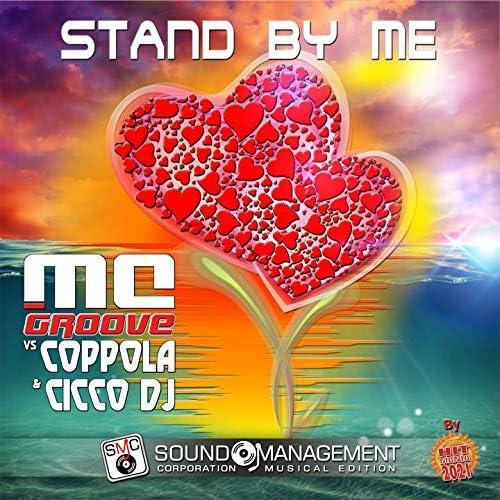 MC Groove, Coppola & Cicco Dj