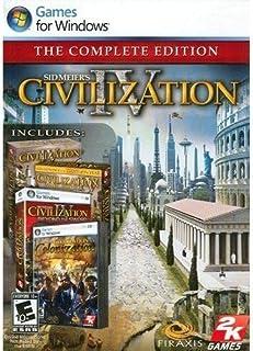 Sid Meier's Civilization(R) IV: Complete Edition (英語版) [ダウンロード]