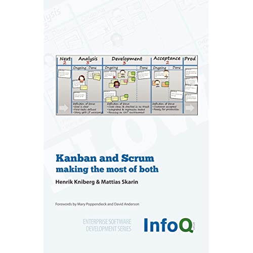 Kanban and Scrum - making the most of both (Enterprise Software Development)