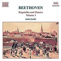 Bagatelles & Dances 1 by BEETHOVEN (1999-07-20)