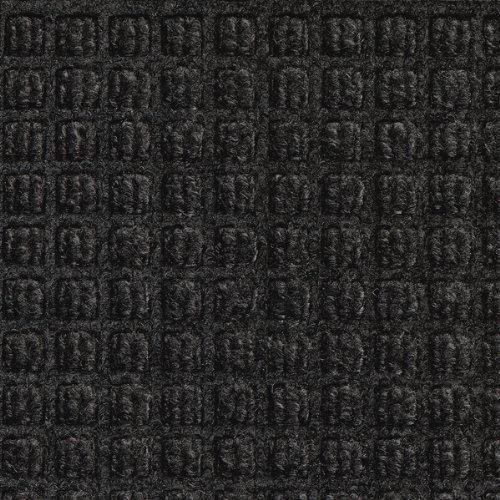 Waterhog Classic Entrance Mats Charcoal 4' x 5'