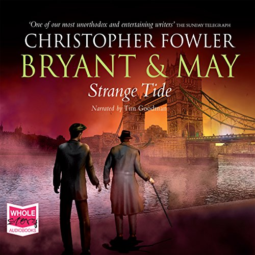 Bryant & May - Strange Tide cover art
