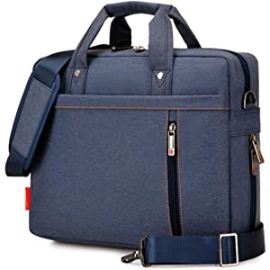 SNOW WI 12-13.3 Expandable Laptop Shoulder Bag for MacBook,Acer,Asus,Dell Gray