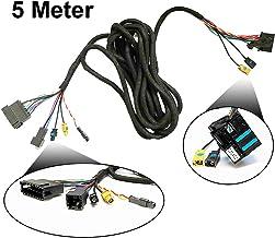 Adapter Lichtleiter Lichtleiterkabel Lichtfaser 5m x 2,00mm Lichtwellenleiter