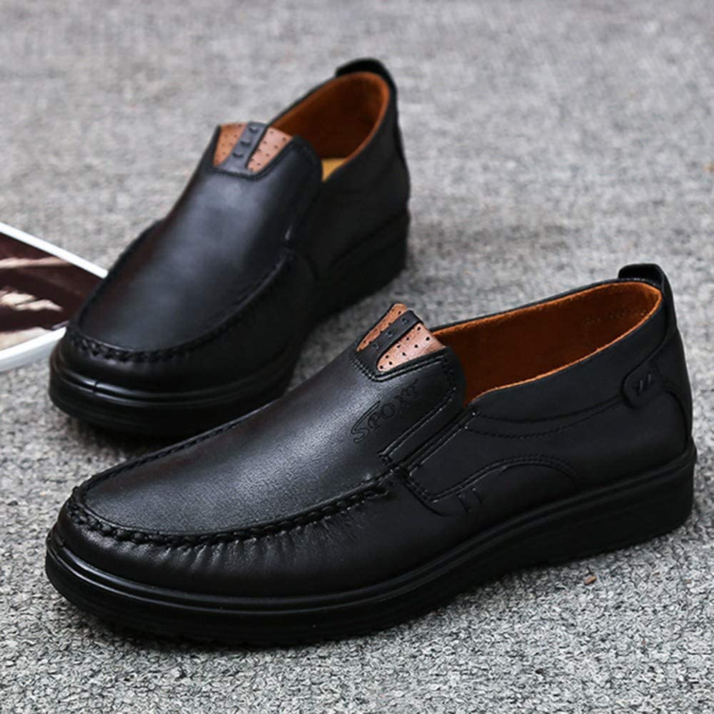 Nebwe 2019 Shoes Men Autumn Latest Mens Business Fashion Breathable Casual Summer