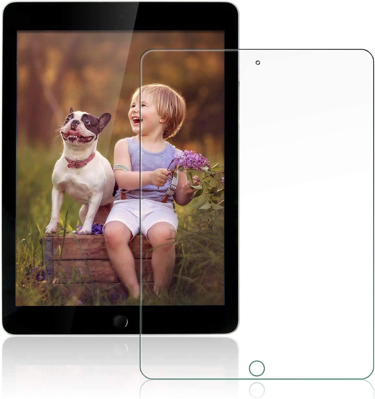 Excellent UU 1 Pack 9H+ Flexible Nano iPad for Screen Gener Manufacturer OFFicial shop 7th Protector