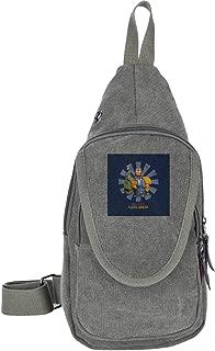 Judge Dredd Retro Japanese Traveling Chest Bags For Men&Women Multipurpose Casual Daypack Hiking Shoulder Bag