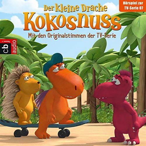 Viel Frucht um Nix / Das Superbaby / Voll verpeilt / Kokosnuss vor Gericht. Das Original-Hörspiel zur TV-Serie audiobook cover art