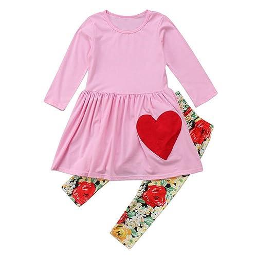 cadbeb6d0 Kids Valentine Clothes  Amazon.com