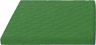 Torktumlare och tvättmaskinsöverdrag i olika färger, storlek: ca 60 x 60 x 5 cm från Brandseller (grön)