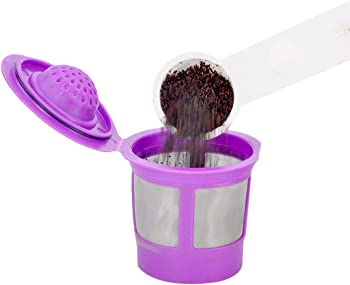 Delibru Reusable K Cups for Keurig