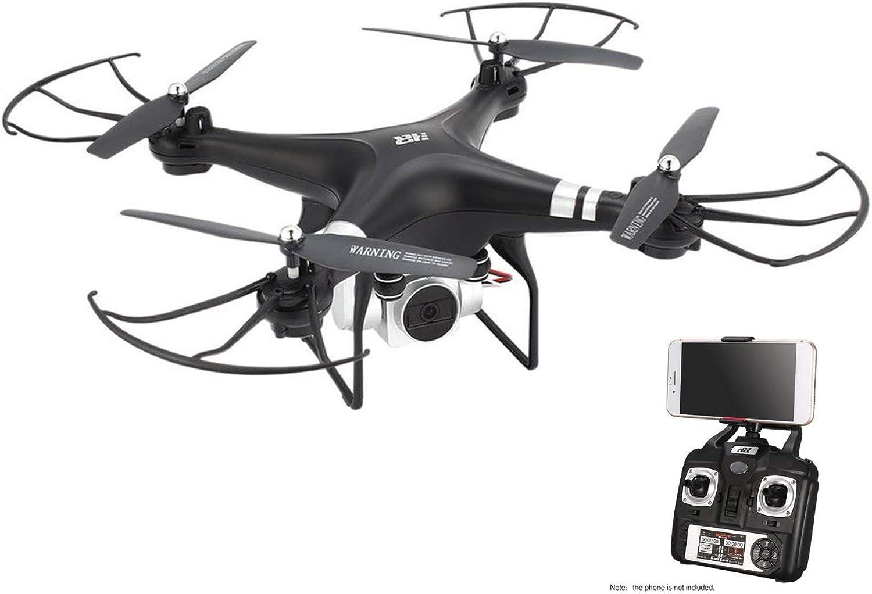 diseños exclusivos WOSOSYEYO SH5HD FPV Drone RC Quadcopter Quadcopter Quadcopter con 1080P Ajustable de Gran Angular WiFi Cámara HD Video en Vivo Altitud Mantenga 3 baterías (Negro)  mejor calidad mejor precio