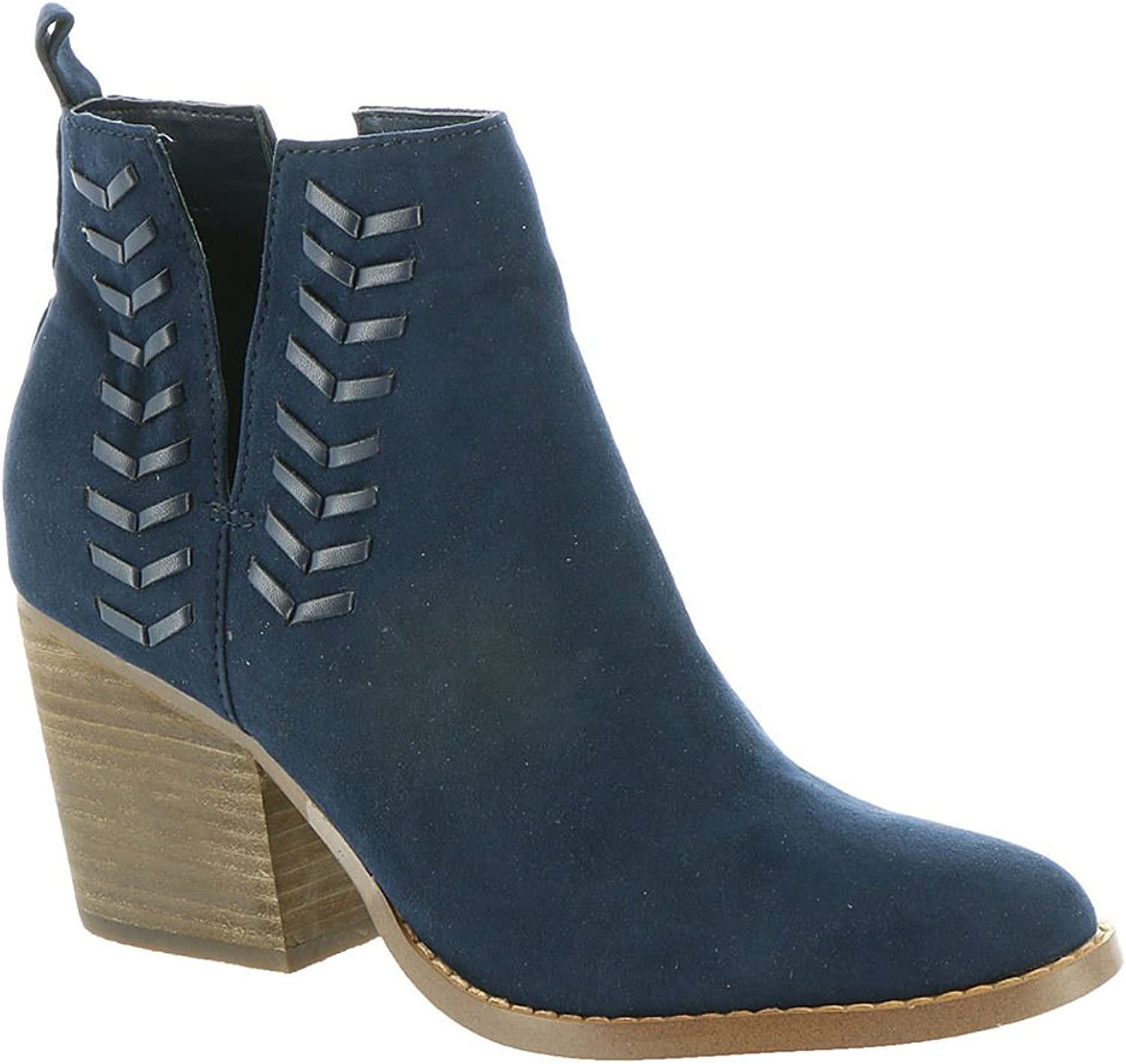 Carlos by Carlos Santana Womens Whitley Ankle Boot