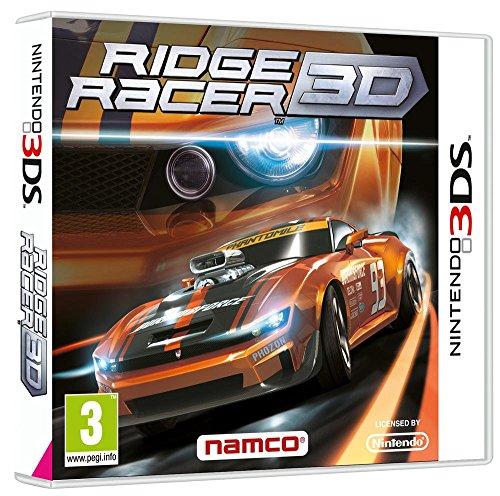 Namco Bandai Games  Ridge Racer 3D