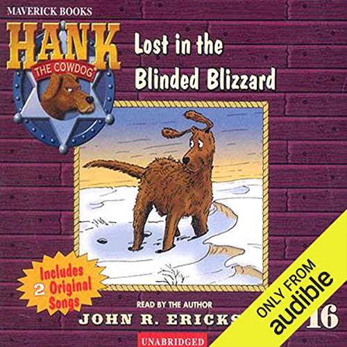 The Case of the Blinded Blizzard cover art