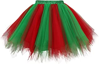 Best christmas elf skirt Reviews