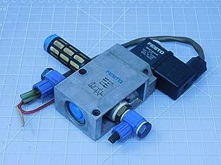 Festo MFH-3-1/4-9964 S8 MSFW-110-50/60-6720 Solenoid Valve T146598