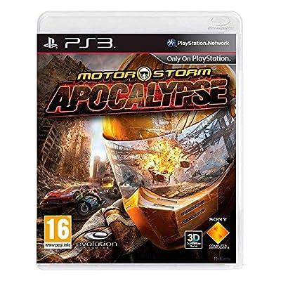 Motor Storm - Apocalypse (PS3)