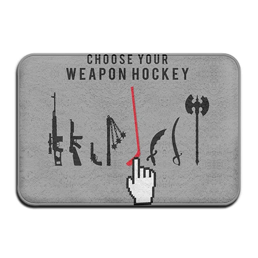 鬼ごっこ議論するマニアあなたの武器のホッケーを賢く選んでくださいPineapple American 80x50cm