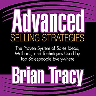 Advanced Selling Strategies cover art