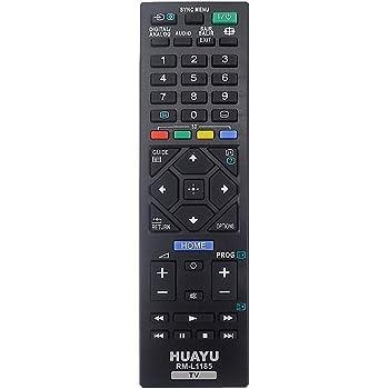 Mando a Distancia para TV Sony - RM-L1185: Amazon.es: Electrónica