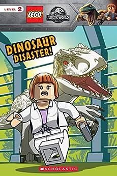 Dinosaur Disaster! (LEGO Jurassic World: Reader) by [Meredith Rusu, Dan Veesenmeyer]