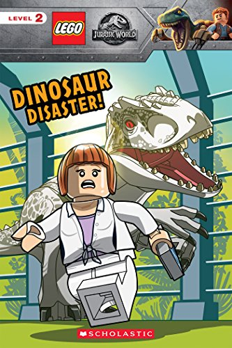 Dinosaur Disaster! (LEGO Jurassic World: Reader) (English Edition)
