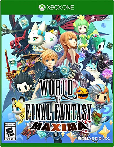 World of Final Fantasy Maxima [USA]