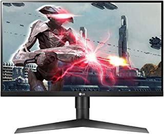 "LG Ultragear 27GL650F-B 27"" 144Hz Full HD FreeSync HDR10 IPS Gaming Monitor"